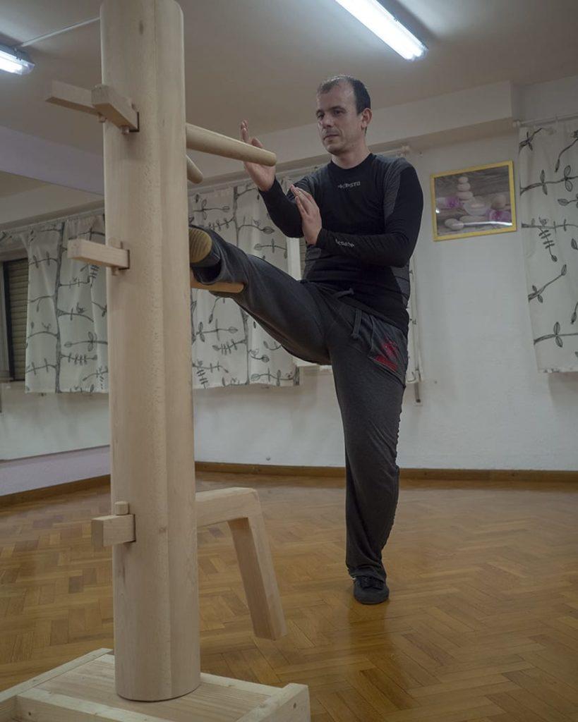 Maestro Wing Chun en Zaragoza