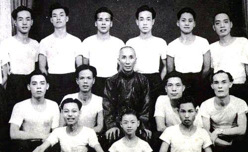 Clase wing chun kung fu